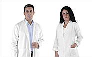 uniforme jaleco avental cirurgico